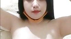 Chubby Indonesian Camgirl Show