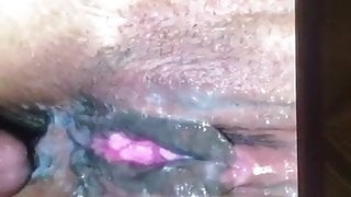 Cellphone Logs: Kung Fu Grip Pussy take Creampie