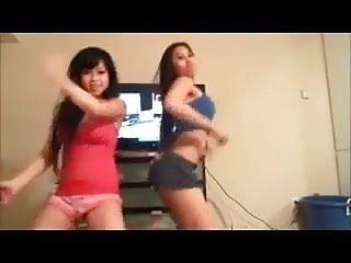 Sexy asian dance videos 2 sexy asian girls dance