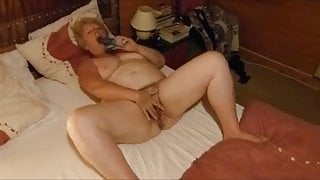 Cathy se masturbe