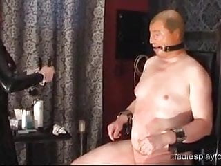 Anal toys and men Men used as sex slave