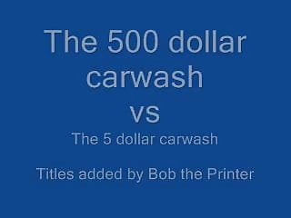 Distinguish between different asian ethnicities - The difference between a five dollar and a 500 hundred dollar carwash. fm 14