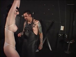 Aaron thomas gay - Master aaron playing around with his bit tits slave girl