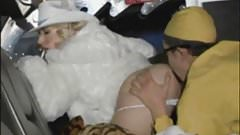 Madonna Fucking Ali G In Limousine
