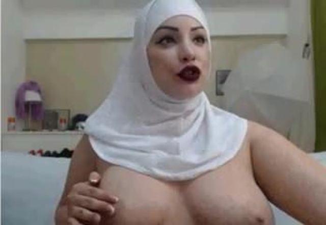 Naked hijabi pics
