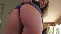 Stepdaughter Fallon Sommers Sucking Dads Big Cock