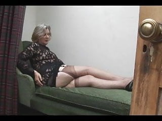 Tess shemale - Tess the beautiful granny scene 2