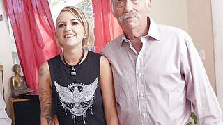 Presley Carter Pleasures Grandpas For Concert Ticket