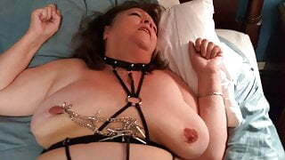 Did you ever see Brandy cum like this?