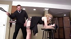 Husband Spanking Wife