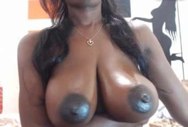Dark Chocolate Ebony Creampie