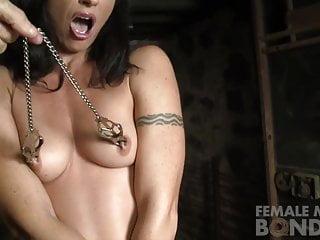 Wenona adult films Wenona - dungeon nipple clamps