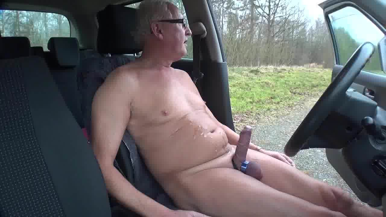 dildo auf dem autositz fic