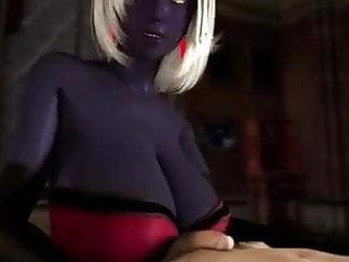 Dark elf porno Love me a dark elf
