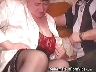 Fat hairy bear men Mature fat housewife is fucked by two men
