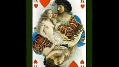 Le Florentin - Erotic Playing Cards of Paul-Emile Becat