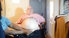 Black Nurse Giving Handjob To Guy In Wheelchair