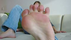 Foot Addiction Mind Fuck humiliation