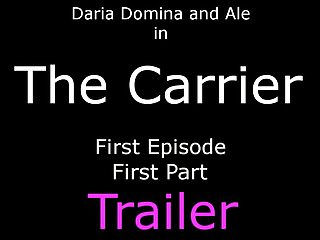 Vintage tin aircraft carrier The carrier ep1 first part- bbw foot domination