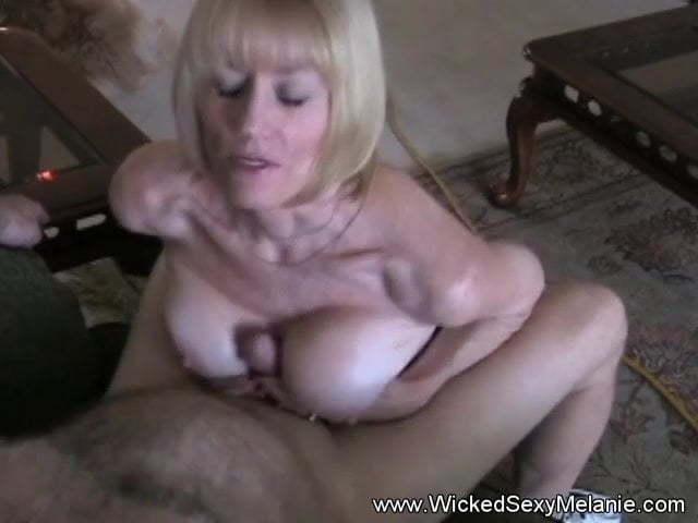 Sexy Blonde Big Tits Pov
