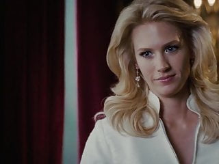 X-men girls nude pics - January jones - x-men: first class 03