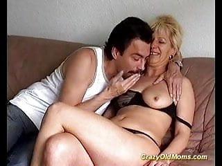 Mom taking big cock Crazy old mom gets fucked hard taking big cock blowjob