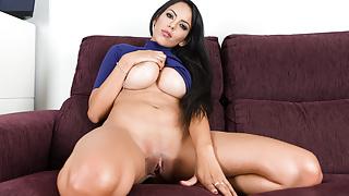 VIRTUAL TABOO - Busty Katrina Moreno with amazing body