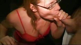 elevator blowjobs