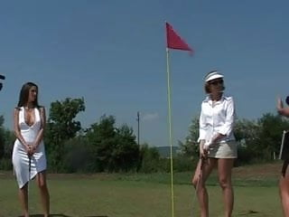 Golf transsexual - Golf