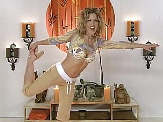 Hongkong celebrities naked Kira reed - naked yoga
