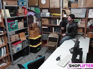 Office jobs for teen Lp officer likes his job