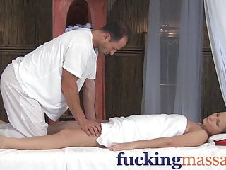 Powerful orgasm video Massage rooms powerful g-spot orgasm for her little pussy