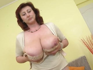 Super mature tits - Busty natural mature super mothers