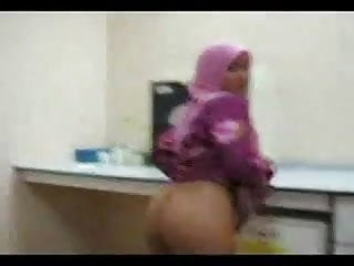 Girl from morocco nude Arab girl from morocco fucking from behind at work