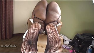 black bbw gives great performance