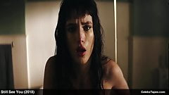 Bella Thorne naked in shower and underwear scenes