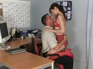 Rondell sheridan naked Cute secretary sheridan