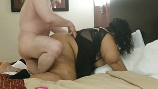Thick redbone booty 1btags gets fucked and titts jizzed on