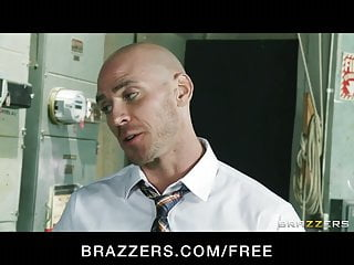 Uk weather girls sexy pics Brazzers - busty horny weather girl eva notty fucks her boss