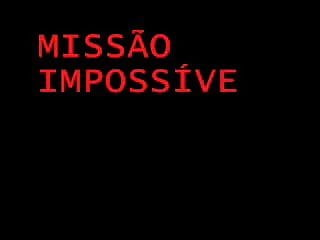 Imposable thumb : mission imposible