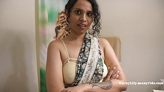 Hindi Mom Gets Impregnated By Virgin Step Son