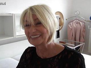 Porn grandmas - Very old and incredible hot german gilf grandma