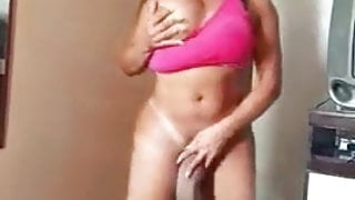 Indian shemale long cock gf bf  village