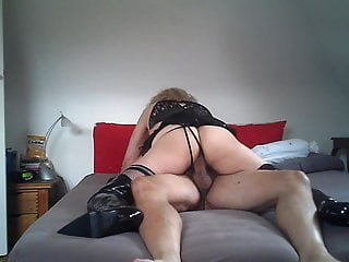 Kristine de bell showing her tits - Lack nutte belle-de-jour ao gefickt