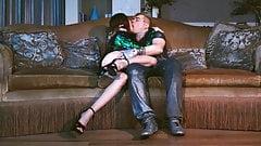Alex Angel с подвигом. Lady Gala - секс-машина 3 (режиссура)