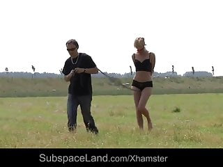 Sexual assualt in high plains drifter - Blonde mia bound and fucked on the plain