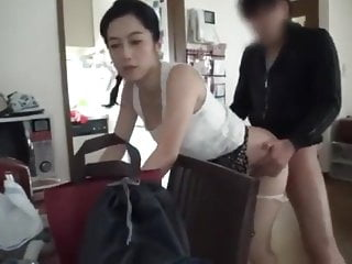 College sexual harassment - Japan milf and 10 college students with strong sexual desire