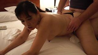 Mrs Nguyen - she liked to be spanked
