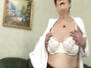 Free porn panty stuffing video Granny panty stuffing and dildo play