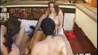 French orgy